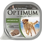Optimum Adult Dog Food Lamb and Rice