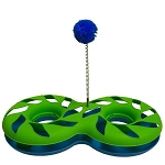 Scream Orb Round-A-Bout Cat Toy