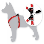 Walking/Car Harness By Blackdog