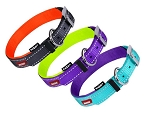Kazoo Active Adjustable Nylon Dog Collars