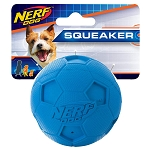 Nerf Dog Soccer Squeak Ball Dog Toy