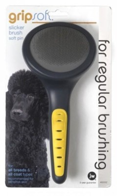 Gripsoft Slicker Brush for Dogs