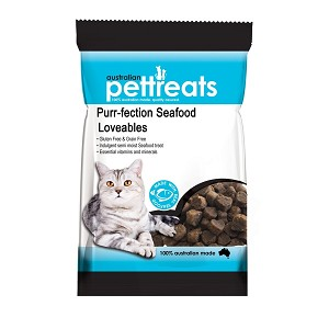 Purr-Fection Seafood Lovables