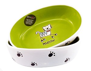 Cat Bowl - Silly Kitty